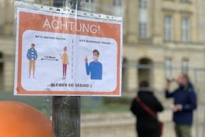 В Германии - всплеск COVID-19: почти 11,3 тысячи случаев за сутки