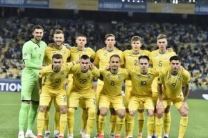 Україна піднялася на 23 місце рейтингу ФІФА
