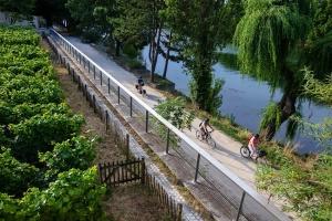 Туристам предложили 420-километровую велопрогулку вдоль Сены