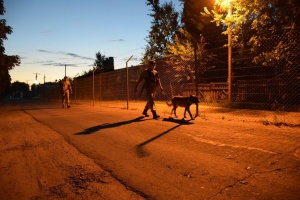 У прикордонних районах Луганщини посилили кордон