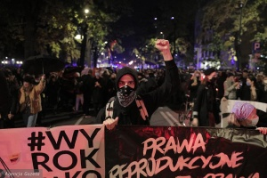 В Польше не прекращаются протесты из-за ограничения права на аборты