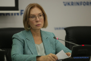 Denisova: 226 civilians, 37 servicepersons held captive in occupied Donbas