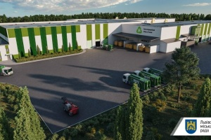 EBRD approves contractor to build waste processing plant in Lviv