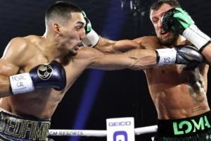 Бокс: катмен назвав головні причини поразки Ломаченка від Лопеса