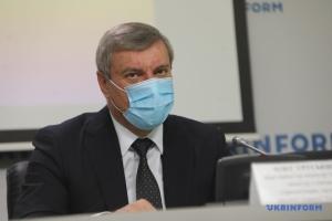 Уруський представив колективу Державного космічного агентства нового керівника