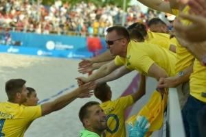 2021 року Київ прийме відбірковий турнір Євроліги з пляжного футболу