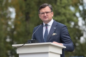 Over 300 Ukrainians taking part in UN peacekeeping missions – Kuleba