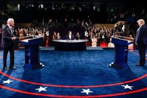 Президентские дебаты в США: Украина между Байденом и Трампом