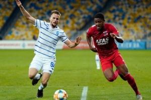 Захисник Кендзьора уклав новий контракт з «Динамо»