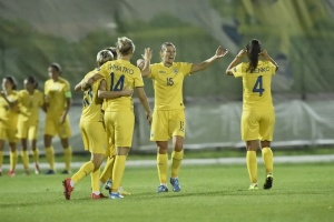 Жіноча збірна України з футболу обіграла Ірландію у відборі Євро-2022
