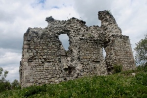 На Закарпатті відкриють артоб'єкт, присвячений замку тамплієрів