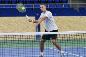 Українець Сачко переміг Ербера у своїй дебютній грі на турнірах АТР