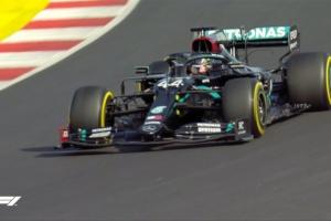 Формула-1: Гемілтон виграв кваліфікацію Гран-прі Португалії