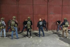 В Одесі затримали чотирьох громадян Ізраїлю зі 120 кіло кокаїну