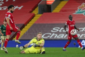 АПЛ: «Ліверпуль» обіграв «Шеффілд Юнайтед»