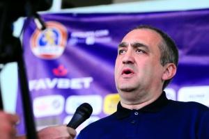 Главный тренер ПФК «Львов» подал в отставку