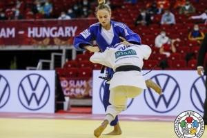 У Білодід лише «бронза» на турнірі в Будапешті