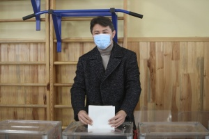 Притула – про вибори у Києві: За такої низької явки кожна сотня голосів матиме значення