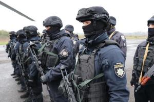 На Закарпатье за выборами следит спецназ, привлекли авиацию