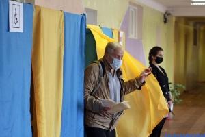 Местные выборы: назвали явку в Киеве по состоянию на 13.00
