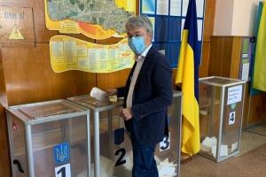Ткаченко надеется, что Рада в ближайшее время примет закон о столице