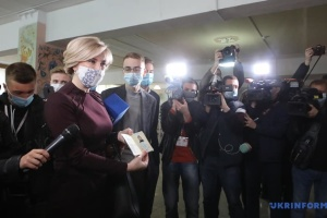 Верещук сподівається вийти у другий тур виборів мера Києва