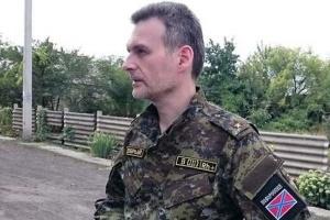 Bataillonskommandeur der Terroristen stirbt bei Verkehrsunfall in Luhansk