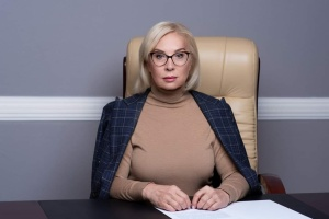 Denisova, Bogner discuss access to Ukrainians illegally detained in Crimea