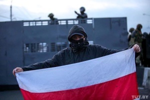 У Білорусі у суботу на акціях протесту затримали понад 150 громадян