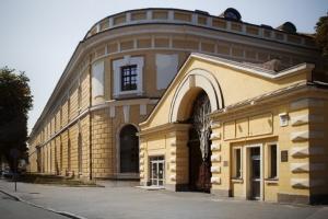 Картины и инсталляции Сагайдаковского: Мыстецький Арсенал приглашает на 3D-тур