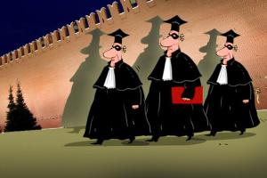 Про загибель російського конституційного правосуддя
