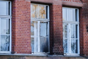 В Берлине пытались поджечь офис Института Коха