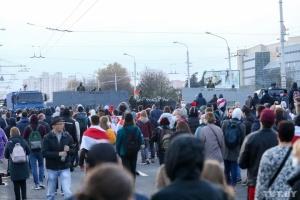 Три больницы в Минске принимают пострадавших во время стрельбы