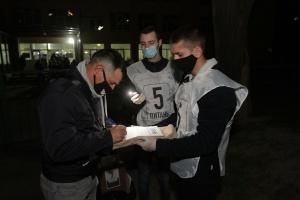 Полиция не зафиксировала значительных нарушений во время «опрос Президента»