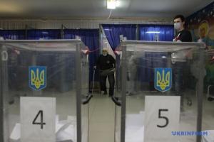 Les élections municipales en Ukraine : le vote est clos