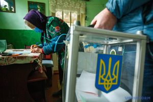 У ЦВК заявили, що провести місцеві вибори на Донбасі 28 березня неможливо