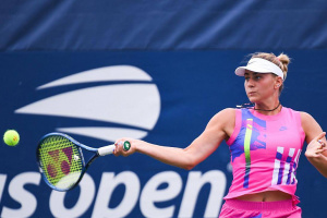 Марта Костюк не доиграла финал турнира в Мэйконе