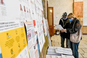 地方選挙:11都市で市長選挙決選投票実施