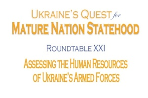 Ukraine, U.S. hold Quest for Mature Nation round-table conference