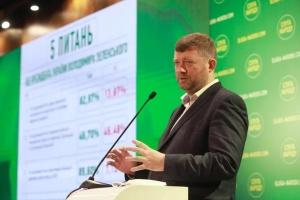 Від «Слуги народу» до районних та облрад пройшли більше депутатів, ніж від інших політсил - Корнієнко