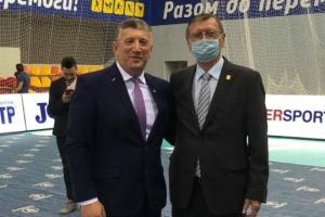 """Волейбол: Україна подасть заявки на проведення """"Золотої Євроліги"""" та чемпіонату Європи"""