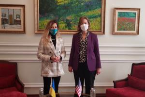 США готовы к сотрудничеству над созданием Крымской платформы - Джапарова