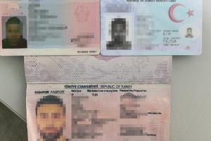 Прикордонники з початку року виявили в аеропортах Києва понад 200 підроблених документів