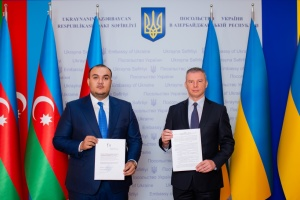 Ukraine opens first honorary consulate in Azerbaijan