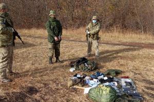 На кордоні затримали росіянина, який втік в Україну через підтримку «Азова»