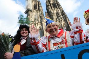 Кельнский карнавал в этом году не состоится из-за COVID-19