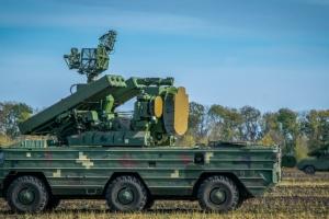 В Донецкой области военные «охотились» на вражеские беспилотники