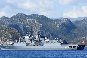 Турция и Греция отменили стрельбы в Средиземном море