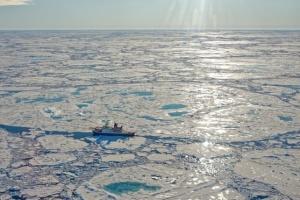 У водах Арктики «прокинулося» джерело парникових газів
