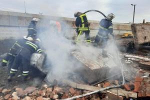 Тіла двох загиблих від вибуху біля Харкова досі під завалами – Аваков